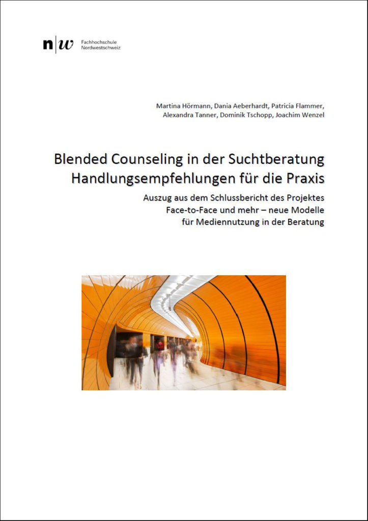 Blended Counseling in der Suchtberatung